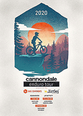affiche/visuel « Cannondale Enduro Tour 2020 #3 »