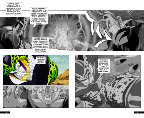 Trunks vs Cell, la revanche - pages CH-CH
