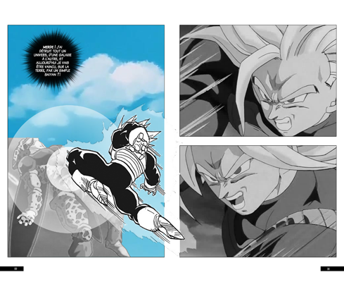 Trunks vs Cell, la revanche - pages PD-PD