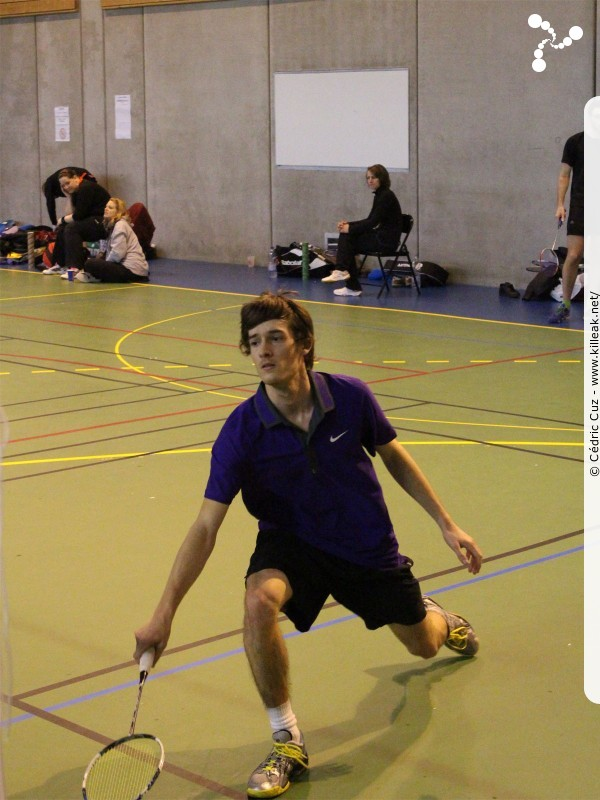 « 18e BOC Flight - Tournoi International de Badminton Challes-les-Eaux » –