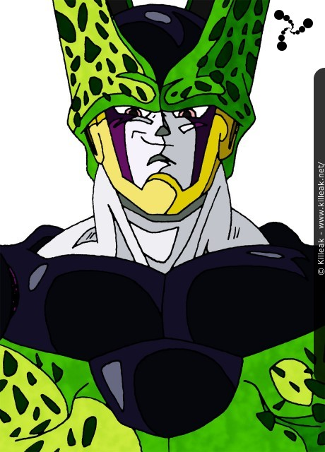 Related pictures funny cell fanart dragon ball z 34320882 491 700