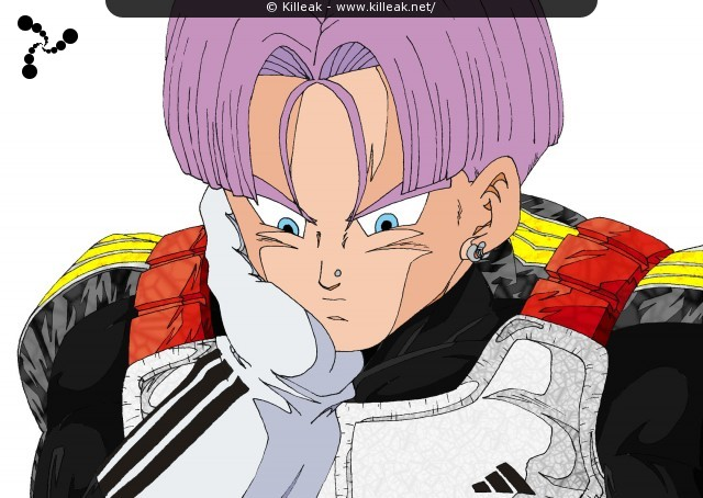 Fan Art Dragon Ball Z : Trunks Vs Cell / Page 3 / Autres